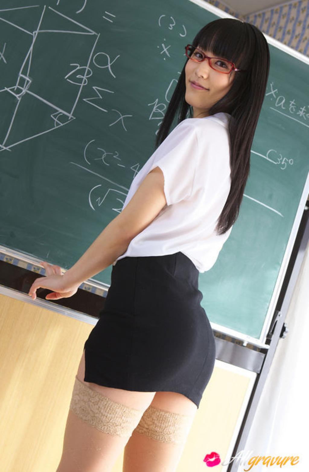 Сексуальные училки азия